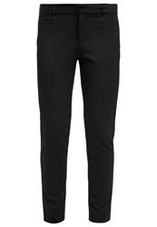 Banana Republic Sloan Solids Trousers Black