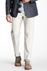 Dkny Williamsburg Slim Jean Gray