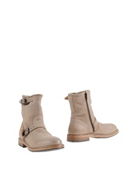 Moma Ankle Boots Grey