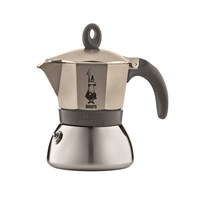 Bialetti Moka Induction Coffee Maker 6 Cup Gold