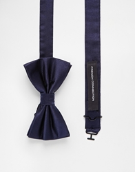 French Connection Bow Tie Navy