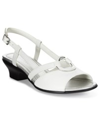 Easy Street Shoes Easy Street Tempe Slingback Sandals Women's Shoes