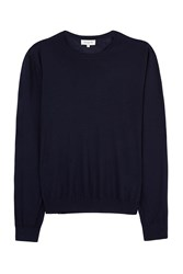 Paul And Joe Pindare Merino Sweater Navy