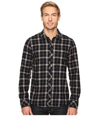 Fjall Raven Skog Shirt Black Men's Long Sleeve Button Up