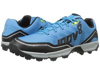 Inov 8 Arctic Talon 275 Blue Black Silver Yellow Running Shoes