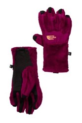 The North Face Denali Thermal Etip Gloves Pink