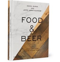 Phaidon Food And Beer Hardcover Book White