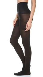 Commando Control Top Ultimate Opaque Matte Tights Black