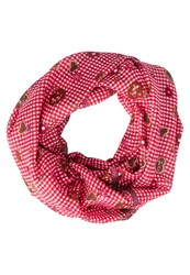 S.Oliver Snood Red Check