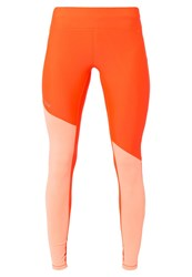 Casall Gravity Tights Chia Orange