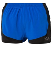 Gore Running Wear Air 2.0 Sports Shorts Brilliant Blue Black