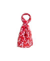 Forever Collectibles Alabama Crimson Tide All Over Logo Infinity Scarf Red