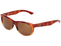 Kaenon Stinson Blonde Tortoise Fade Fashion Sunglasses Red