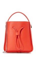 3.1 Phillip Lim Soleil Bucket Bag Cherry
