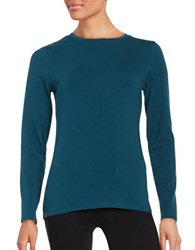 Lord And Taylor Long Sleeve Tee Reflection Pond