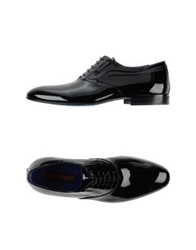 Mich E Simon Lace Up Shoes Black