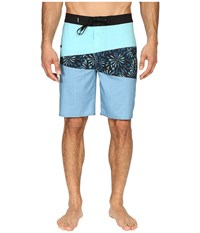 Rip Curl Mirage Wedge Boardshorts Blue Men's Swimwear