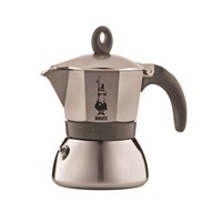 Bialetti Moka Induction Coffee Maker 6 Cup Anthracite