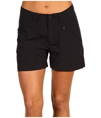 Royal Robbins Backcountry Short Jet Black Women's Shorts