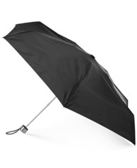 Totes Neverwet Manual Umbrella Gift Set Black