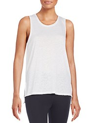 Rag And Bone Hollins Tank Top Bright White