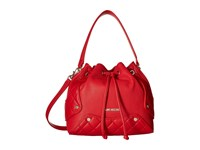 Love Moschino Small Duffel Bag Red