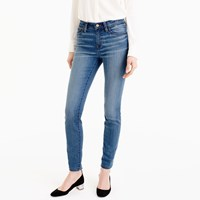 J.Crew Lookout High Rise Jean In Chandler Wash