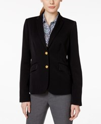 Charter Club Gold Button Blazer Only At Macy's