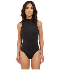 Magicsuit Scuba Coco Underwire One Piece Black Women's Swimsuits One Piece