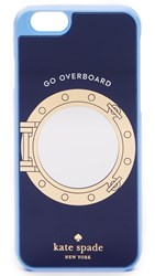 Kate Spade Porthole Iphone 6 6S Case Navy Multi
