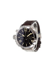 U Boat 'Classico Tungsten' Analog Watch