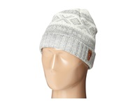 Dale Of Norway Cortina 1956 Hat Off White Light Charcoal Knit Hats