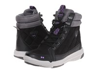 Ryka Aurora Black Steel Grey Deep Lilac Vapor Grey Meteroite Women's Shoes