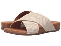 Fitflop Aix Slide Perf Urban White Women's Sandals Pink