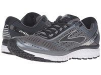 Brooks Ghost 9 Pavement Anthracite Black Men's Running Shoes