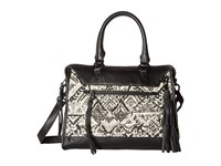 Sakroots Artist Circle Seni Satchel Jet Brave Beauti Satchel Handbags Black