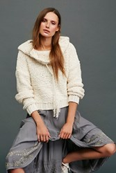 Free People Womens Anemone Beach Pullover