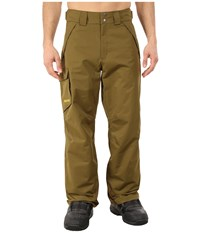 Marmot Motion Pant Brown Moss Men's Outerwear