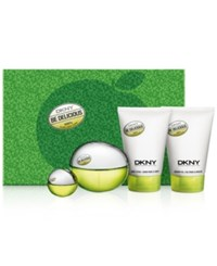 Dkny 4 Pc. Be Delicious Essentials Gift Set No Color