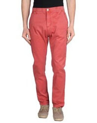 Ice Iceberg Casual Pants Red