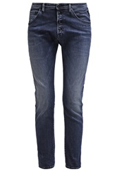 Replay Pilar Relaxed Fit Jeans Blue Dark Blue