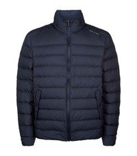 Porsche Design Weatherproof Down Jacket Male Navy