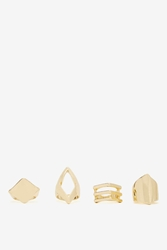 Nasty Gal Shape Shifter Ring Set