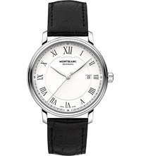 Montblanc Tradition Date Automatic 112609 Watch White