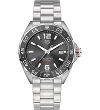 Tag Heuer Waz2011.Ba0842 Formula 1 Automatic Stainless Steel Watch