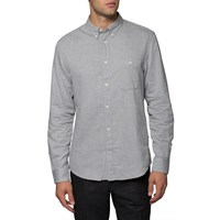 Nn.07 Nn07 Grey Cotton New Derek Shirt