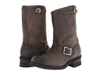 Frye Engineer 12R Charcoal Old Town Women's Pull On Boots Bronze