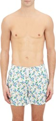 Roda Bianco Swim Trunks Multi