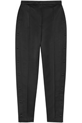 Alexander Wang Sateen Twill Skinny Pants Black