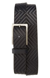 Boss Men's Turi Leather Belt